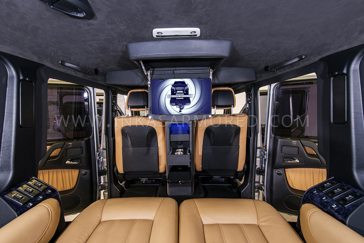 Armored Mercedes Benz G Class For Sale Armored Vehicles Nigeria