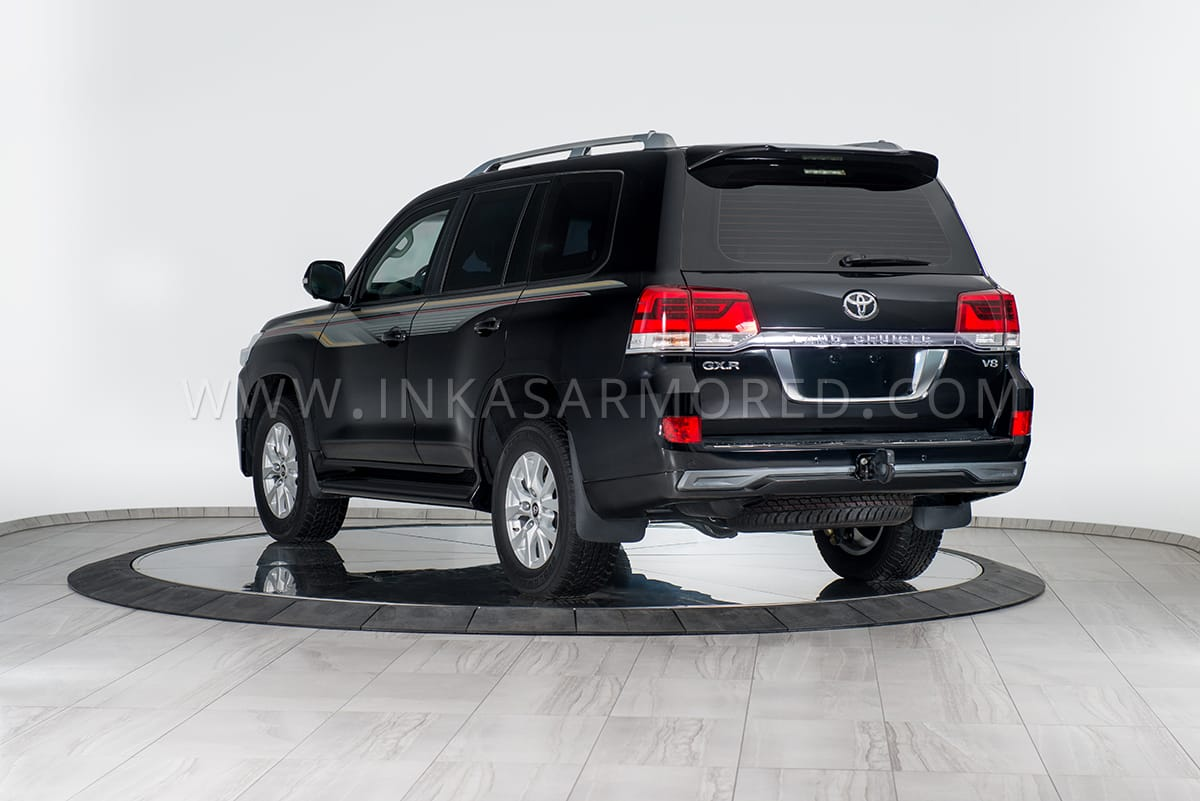 Armored Toyota Land Cruiser Gxr For Sale Armored Vehicles