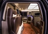 Armored Cadillac Escalade Chairman Package Interior in Lagos