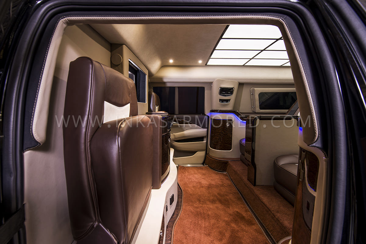 Cadillac Escalade Armored Limousine For Sale Armored Vehicles