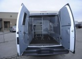 Armored Ford E350 Rear Compartment