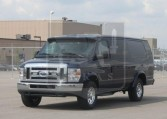 Armored Ford E350 VIP Van Interior Nigeria