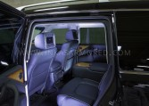 Armored SUV Interior Nigeria