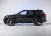 Armored Jeep Grand Cherokee SRT8 Side Nigeria