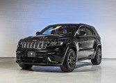 Armored Jeep Grand Cherokee SRT8 SUV Nigeria