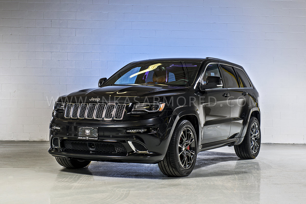 Armored Jeep Grand Cherokee Srt8 For Sale Armored Vehicles