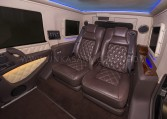 Armored Mercedes-Benz G63 Captain Chair Seating Nigeria