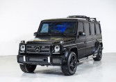 Armored Mercedes-Benz G63 Limousine Conversion Nigeria