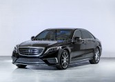 Armored Mercedes-Benz S65 AMG Nigeria