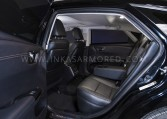 Armored Toyota Avalon Rear Seating Nigeria