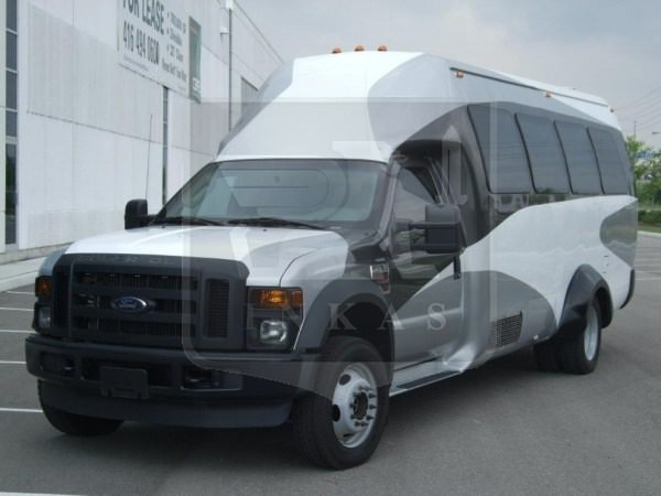 Armoured Ford F550 Transport Vehicle