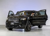 Armoured Jeep Grand Cherokee SRT8 SUV