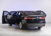Armoured Toyota Avalon Rear View Nigeria