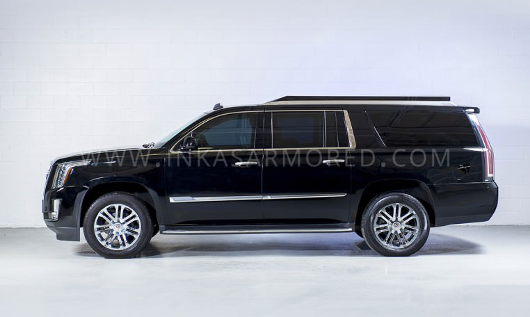 Cadillac Escalade Limo Raised Roof