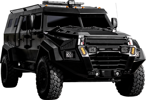 Armored Vehicles Bulletproof Cars Special Purpose