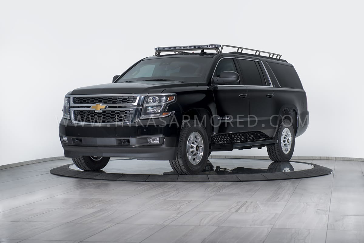 Armored Chevrolet Suburban For Sale Armored Vehicles