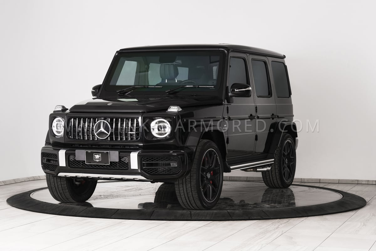 Mercedes Benz G63 >> Mercedes Benz G63 Amg For Sale Armored Vehicles Nigeria