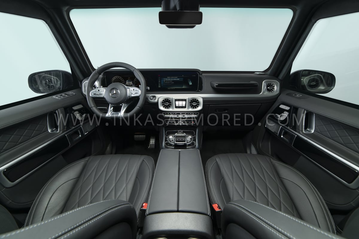 Mercedes Benz G63 Amg For Sale Armored Vehicles Nigeria Lagos Abuja Inkas Armored Vehicles Manufacturing
