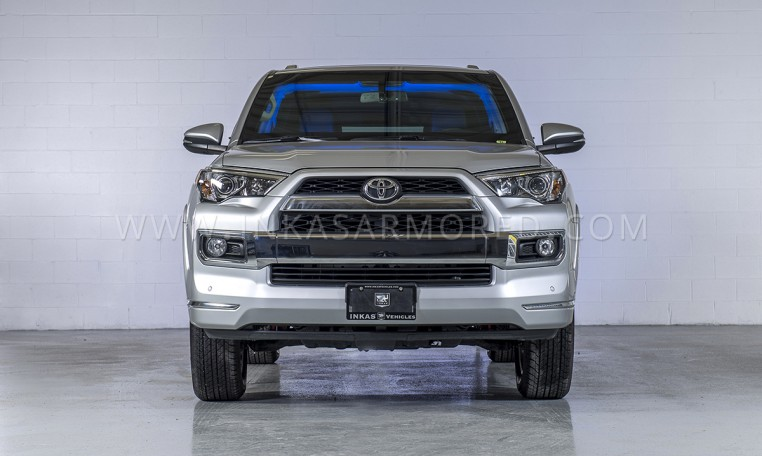 Armored 4Runner SUV
