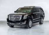 Armored Cadillac Escalade VIP Limousine by INKAS in Nigeria