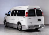 Armored GMC Savana Limo Van by INKAS Nigeria