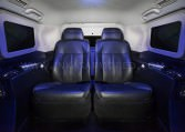 Armored Lexus LX 570 Limousine Seating Nigeria