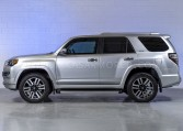 Armored Toyota 4Runner Side Nigeria