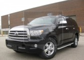 Armored Toyota Sequoia Nigeria
