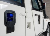 Armoured Ford F-550 Cash In Transit Vehicle