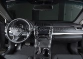 Armoured Toyota Camry Front Seats Nigeria