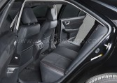 Armoured Toyota Camry Rear Seats Nigeria