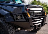 INKAS Sentry APC Front Grill Nigeria