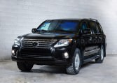 Lexus LX 570 Armored Custom Limo by INKAS Nigeria