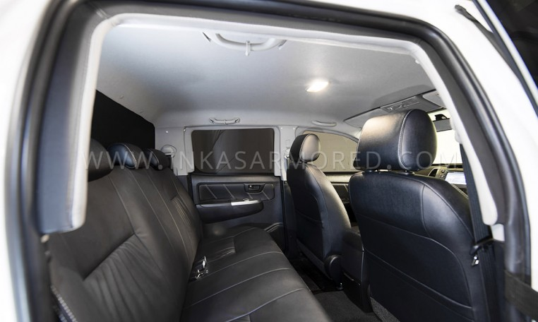Toyota Hilux CIT Rear Seating Nigeria